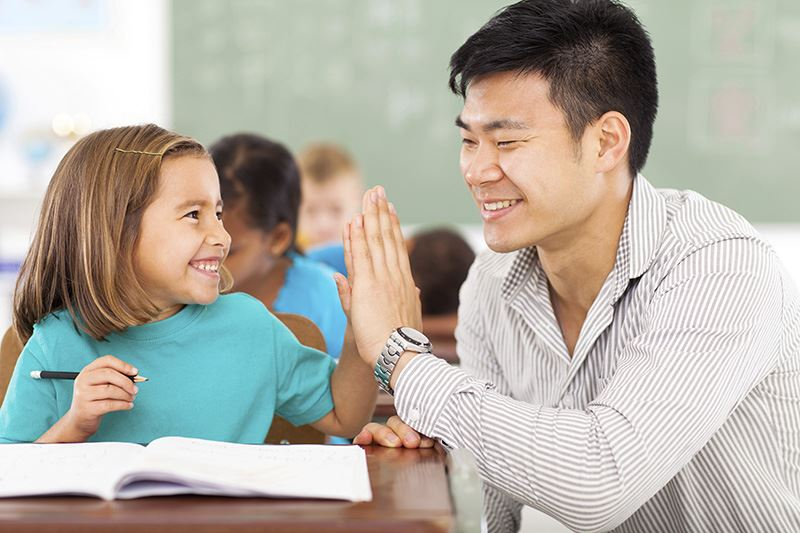 Importance of positive student- teacher equation
